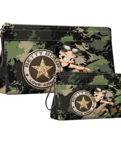 Necessaire Candy - Love Army - Betty Boop
