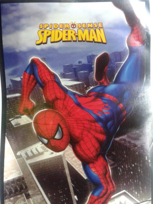"Toalha de Praia Spiderman ""Spider Sense"""