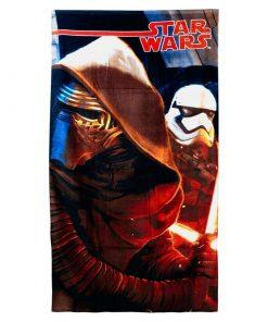 Toalha de Praia Star Wars Kylo Ren e Stormtrooper