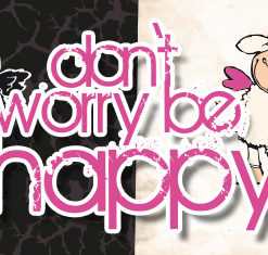 "Jolly ""Don't Worry Be Happy"""