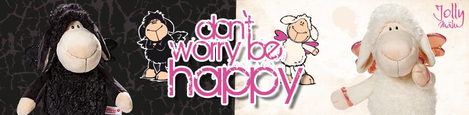 "Jolly ""Don't Worry Be Happy"""