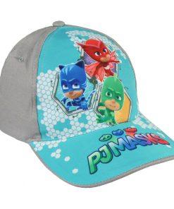 Boné PJ Masks Cinzento e Azul