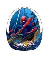 Boné Spiderman Aranhas e Tinta Branco