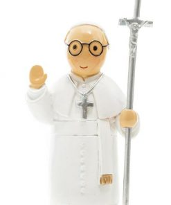 Papa Francisco Little Drops of Water
