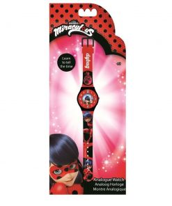 Relógio Ladybug