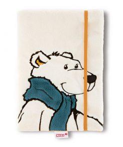Capa de Caderno Nici Urso Polar Bignic