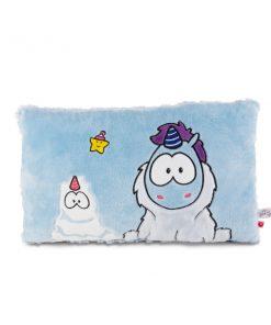 Almofada Unicórnio Nici Snow Coldson