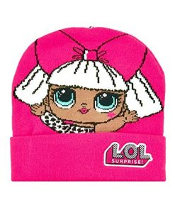 "Gorro LOL Surprise com Dobra ""It's Cold"""