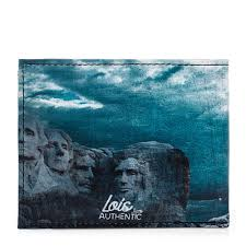 "Carteira Lois Monte Rushmore ""Washington"""