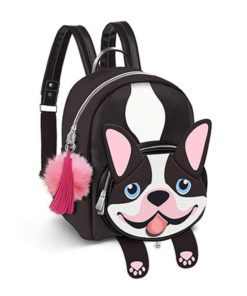 Mochila Oh My Pop Bulldog Pequena