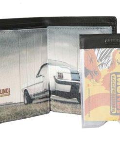 "Porta Cartões Mundi ""Mustang"" Castanho"