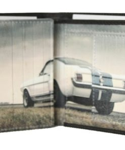 """Porta Cartões Mundi Pequeno """"Mustang"""" Castanho"""
