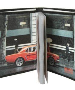 "Porta Cartões Mundi ""Mustang"" Preto"