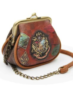 "Bolsa Harry Potter Retro Pequena ""New Railway"""
