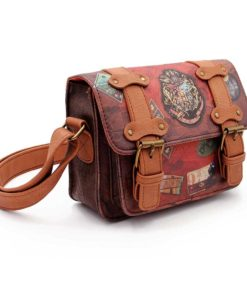 "Bolsa Harry Potter Retangular ""New Railway"""