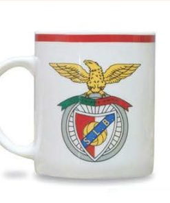 Caneca do Sport Lisboa e Benfica c/ Risca