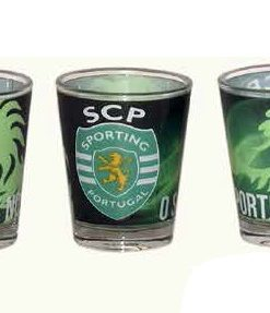 Copos de Shot Sporting Clube de Portugal