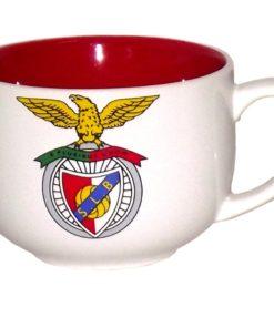 Taça do Sport Lisboa e Benfica tipo Almoçadeira