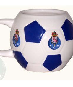 Caneca do Futebol Clube do Porto em Bola