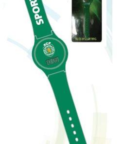 Relógio Sporting Clube de Portugal Digital