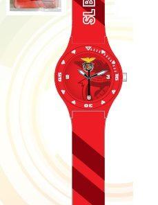 Relógio Sport Lisboa e Benfica Vermelho