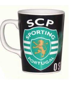 Caneca Sporting Clube de Portugal Cónica