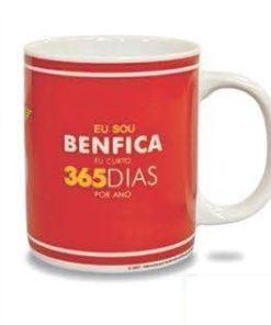 Caneca do Sport Lisboa e Benfica 365 Dias