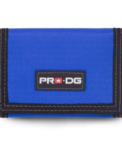 Carteira Pro DG de Velcro Azul Cobalto