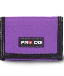 Carteira Pro DG de Velcro Roxa