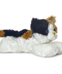 Peluche Gato Mini Flopsie Esmeralda