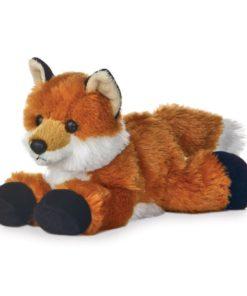 Peluche Raposa Mini Flopsie Foxxie Mini