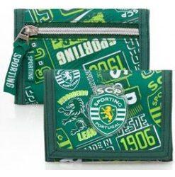 Carteira Sporting Clube de Portugal Letras