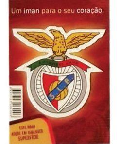 Íman Sport Lisboa e Benfica Logotipo.