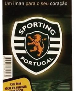 Íman Sporting Clube de Portugal Logotipo