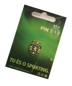 Pin Sporting Clube de Portugal Logotipo