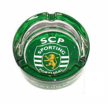 Cinzeiro Sporting Clube de Portugal Pequeno