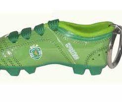 Porta-chaves pratico e original e além disso com o Logo do Sporting Clube de Portugal