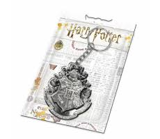 "Porta Chaves Harry Potter ""Crest Lumos"""