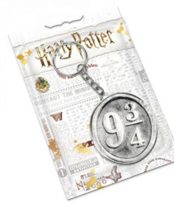 "Porta Chaves Harry Potter ""9 3/4 Lumos"""