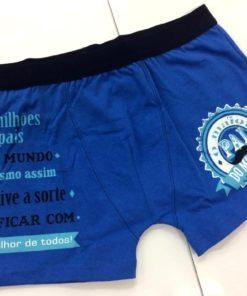 """Boxers """"O Maior Pai do Mundo"""""""