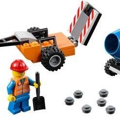 Camião de Reparação de Estradas Lego Juniors
