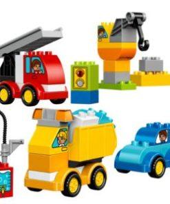 Os Meus Primeiros Veículos Lego Duplo