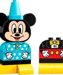O Primeiro Modelo do Mickey Lego Duplo