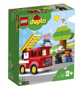 Camião dos Bombeiros Lego Duplo