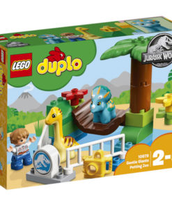 Zoológico de Dinossáuros Lego Duplo