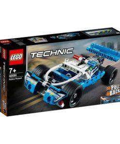 Perseguição Policial Lego Technic