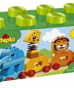 Comboio com Peças de Animais Lego Duplo