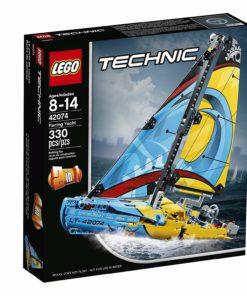 Barco Iate de Corrida Lego Technic