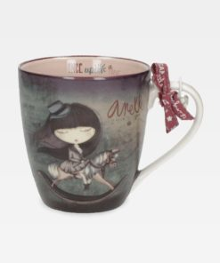 "Caneca Anekke Stories ""Once Upon a Time"""
