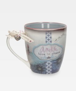 "Caneca Anekke Liberty ""Something Wonderful"""